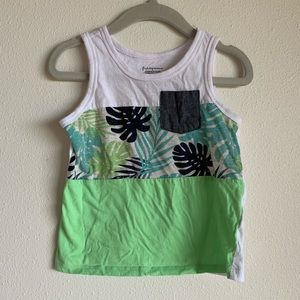 4 for $15 | Toddler Boy Tank | 24 MO